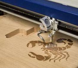 科泰分享:木质材料激光雕刻机如何雕刻
